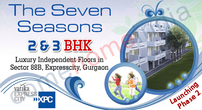 Vatika Seven Seasons Floors Gurgaon