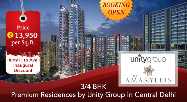 Unity The Amaryllis New Delhi