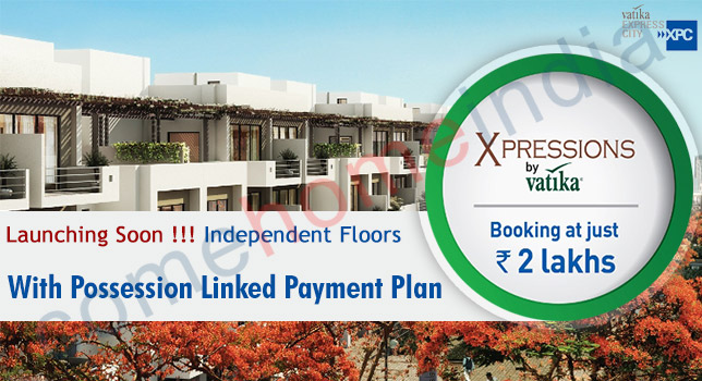 Vatika Xpressions Floors Gurgaon